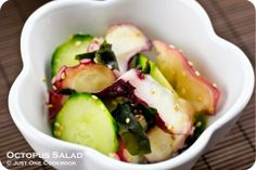 Octopus Salad (Tako Su) たこ酢 | Easy Japanese Recipes at JustOneCookbook.com