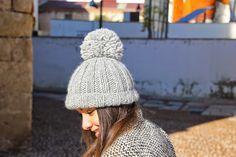 Ideas que mejoran tu vida Knit Beanie, Diy Clothes, Headbands, Knitted Hats, Knitwear, Scarves, Winter Hats, Sewing, Knitting