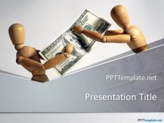Free Finance PPT Template