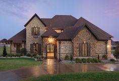 General Shale | 2011 Homes - brick color