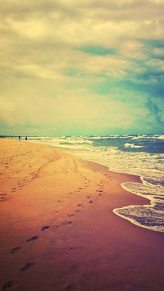beach - lomo effect Photography iPhone wallpapers @mobile9
