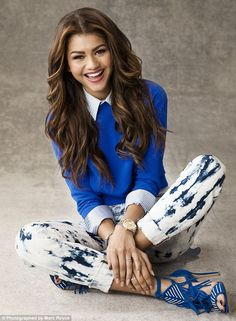 Zendaya, Jamie Chung and Tippi Hedren appear in Oprah's most stylish women magazine Mode Zendaya, Estilo Zendaya, Zendaya Outfits, Zendaya Style, Mode Outfits, Zendaya Fashion, Zendaya Coleman, Looks Style, Swag Outfits
