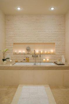 Stone Wall Bathroom-56-1 Kindesign