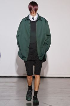 Raf Simons Fall 2012 Menswear Collection Photos - Vogue