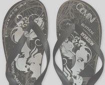 Gemini flip flops! @Examiner .com Month in Review.