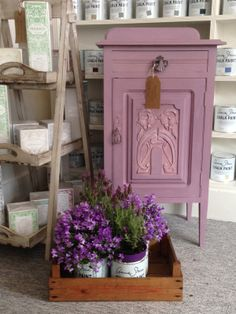 After Emile and Henrietta  Chalk Paint™ decorative paint by Annie Sloan at Jilly Tilly and Boo