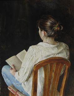 pintura de Atanas Matsoureff