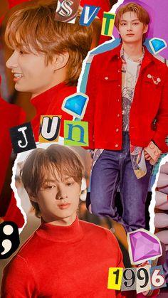 Seventeen Album, Carat Seventeen, Seventeen Memes, Seventeen Wallpapers, Wallpaper Lockscreen, Retro Wallpaper, Woozi, Jeonghan, Backgrounds
