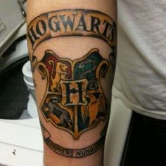 14 Very Cool Harry Potter Tattoo Ideas  #provestra