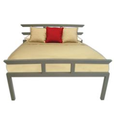 Zen Steel Bed Frame by Boltz | Beds | Boltz Steel Furniture