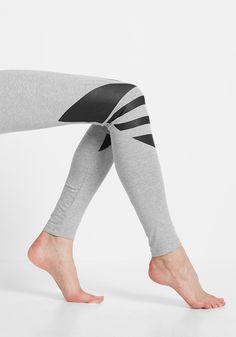 ADIDAS Trefoil Logo Leggings