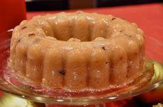 Halva Recipe - Greek Halvas - Semolina Pudding with Raisins and Nuts