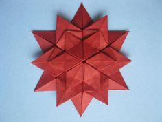 Variation on My attempt at Carmen Sprung's Freiburg's Sun