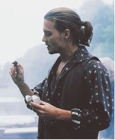 Johnny in Chocolat.