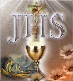 Vidas Santas: Estampa de Jesús Sacramentado