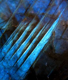 My favorite rock! -- Labradorite Schiller Slashes.. by Sea Moon, via Flickr