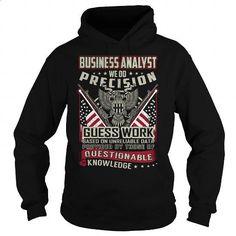 Business Analyst Job Title T-Shirt - #first tee #work shirt. GET YOURS => https://www.sunfrog.com/Jobs/Business-Analyst-Job-Title-T-Shirt-103700468-Black-Hoodie.html?60505