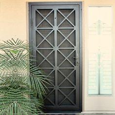 Beautiful Security Screen Door Security Door And Doors