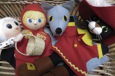Marionnettes à main