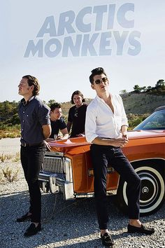 ARCTIC MONKEYS: AN INDIE ROCK BAND