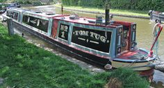 70ft Tug narrowboat