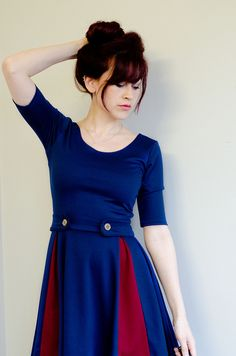 Peggy dress by peneloping, via Flickr