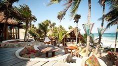 The Best Vacation Spots to Head to With Your Bestie// Tulum, Mexico