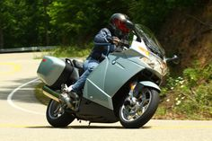 2008 BMW K1200GT and ME
