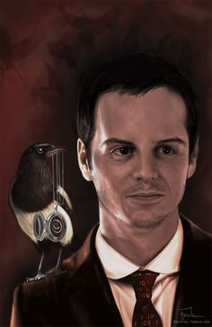 Raiecha's Sherlock Fan-Art