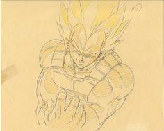 animated dragon_ball_series dragon_ball_z effects genga tadayoshi_yamamuro