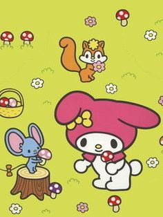 my melody <3