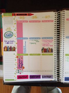 Repurposed/labeled Erin Condren Life planner to fit with my grad school needs. Save $10 off your order https://www.erincondren.com/referral/invite/angelalawless1209