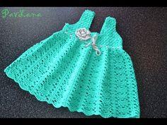 Crochet Patterns  for free  crochet baby dress  1519