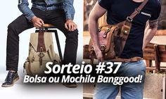 Sorteio #37 - Bolsa ou Mochila Masculina Banggood (Você escolhe o Prêmio)    por Leonardo Leal   Macho moda       - http://modatrade.com.br/sorteio-37-bolsa-ou-mochila-masculina-banggood-voc-escolhe-o-pr-mio