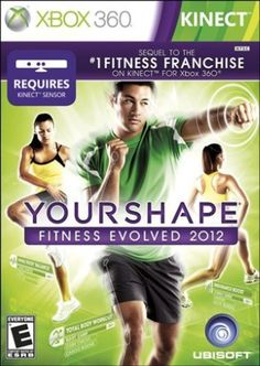 $11 Starting Bid: Your Shape Fitness Evolved Xbox Kinect Game http://www.outbid.com/auctions/1565#6