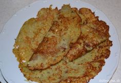 Fotorecept: Tradičné zemiakové placky