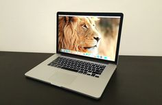 "15"" Apple MacBook Pro Retina Mid 2015 Intel Core i7 @ 2.8GHz 16GB 256GB SSD"