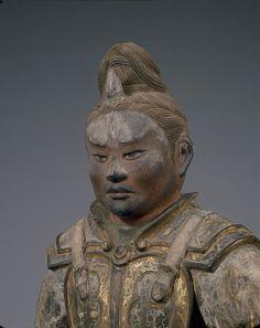 国宝 緊那羅像 734年 撮影:金井杜道 (c)興福寺