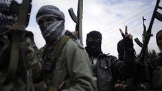 Το Κουτσαβάκι: Η CIA δεν πληρώνει τους μισθούς των μαχητών του Ελ...