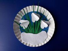 Games For Kids, Art For Kids, Diy Crafts For Kids, Arts And Crafts, Toys From Trash, Diy Paper, Paper Crafts, Flower Coloring Pages, Spring Crafts
