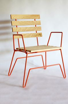 Etsy http://www.etsy.com/nl/listing/158633458/701-cafe-chair-stacking-chair-dining