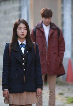 "Lee Min Ho and Park Shin Hye ♡ #Kdrama - ""HEIRS"" / ""THE INHERITORS"""