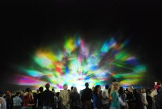 There are no words to describe the awesomeness of Glow - Santa Monica's all-night art & music festival.  We're already getting antsy for its return on September 28, 2013!