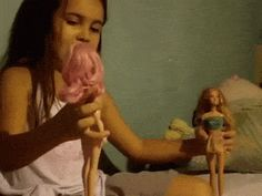 12 GIFs of Toys Turning Against Their Oppressors: These toys have gotten played with one too many times, now it's their turn.