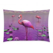 Flamingos And Water Lilies - Render Pink Throw Blanket Purple Animals, 3d Wall Art, Bird Pictures, Water Lilies, Nature Wallpaper, Pink Flamingos, Cute Pink, Photo Art, Beautiful Pictures