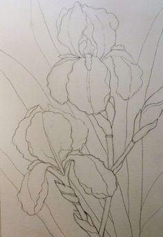 WATERCOLOR WORKSHOP: Painting Bearded IrisesAwesome!