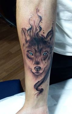 Wolf Tattoo Forearm, Ankle Tattoo, Wolf Tattoos Men, Tattoos For Guys, Steve Wolf, Makeup For Black Skin, Tattoo Sites, Android Phone Wallpaper, Body Piercing