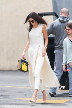 Want to wear Kendall Jenner's outfit every day FOREVER.