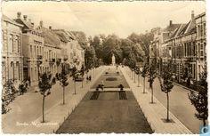Breda - Willemstraat - 1960.