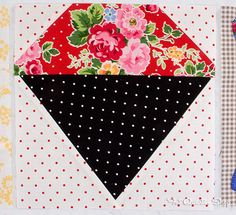 Back to School with Pam Kitty Love: Row 7 Union Shield, page 86